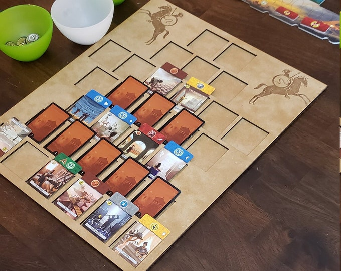 7 Wonders Duel Board with FREE Shipping in the USA.