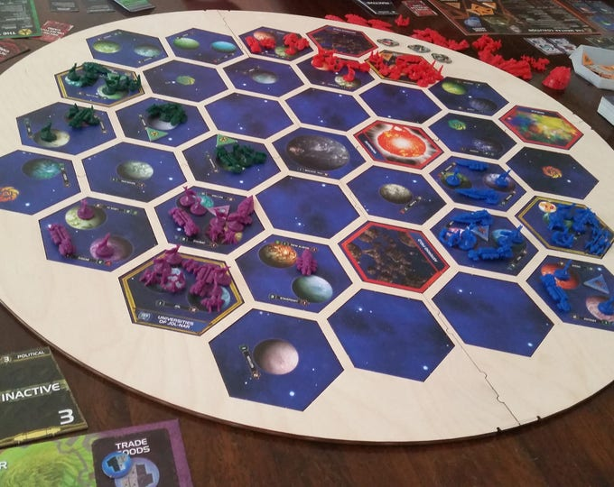 4th or 3rd Edition Twilight Imperium Frame