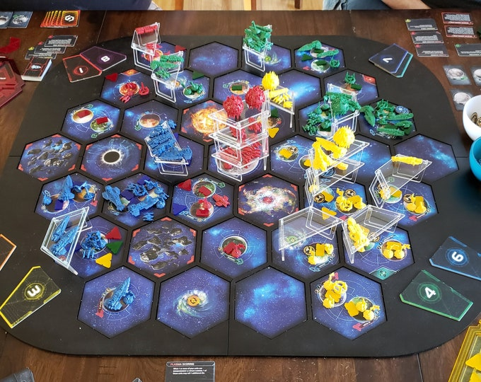 Twilight Imperium 4e board game frame. Free Shipping in the USA.