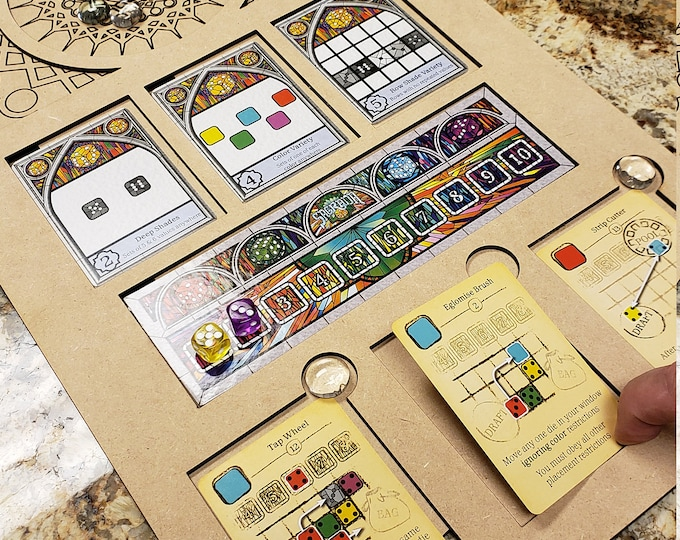 Sagrada Board with FREE Shipping in the USA.