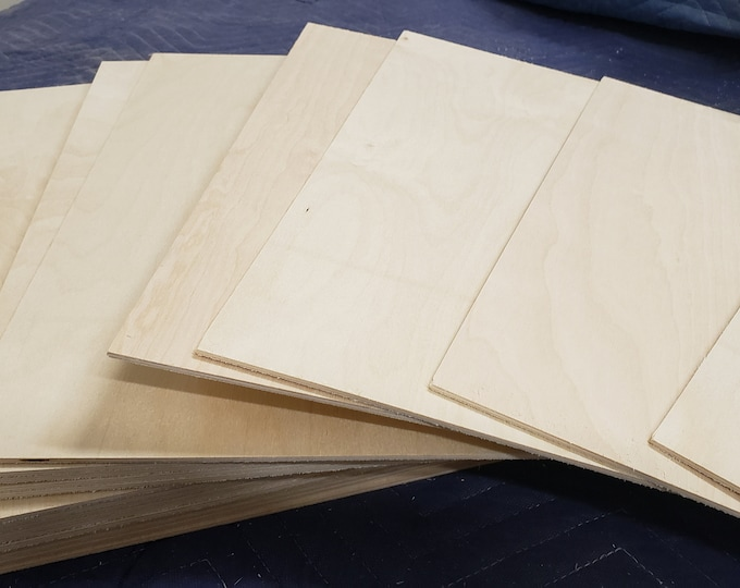 "3mm (1/8"") B/BB grade Baltic Birch 12"" x 20"" FREE Shipping in the USA 20 pieces"