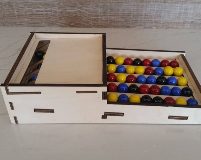 Marbles and Dispenser for Potion Explosion