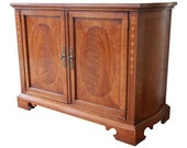 Drexel Heritage Inlaid Mahogany Buffet Server