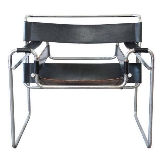 Marcel Breuer For Stendig Vintage Wassily Chair 3 Available   Etsy