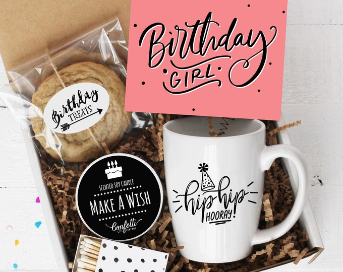 Birthday Girl Gift Box | Send a Birthday Gift | Birthday Gift Set | Birthday Gift for Her | Birthday Gift for Daughter | Birthday Mug Gift