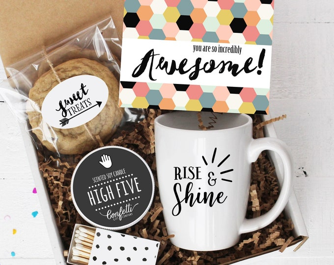 You Are So Incredibly Awesome Mug Gift Box -  Thank You Gift | Appreciation Gift | Best Friend Gift | Congratulations Gift| Coworker Gift |