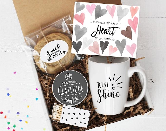 Employee Appreciation Mug Gift Box - Valentine's Day Gift | Employee Gift | Appreciation Gift | Employee Appreciation Week Gift