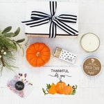 Mini Thankful For You Gift Box - Send a Fall Gift | Thanksgiving Hostess Gift | Corporate Gift | Thanksgiving Gift | Easy Fall Gift