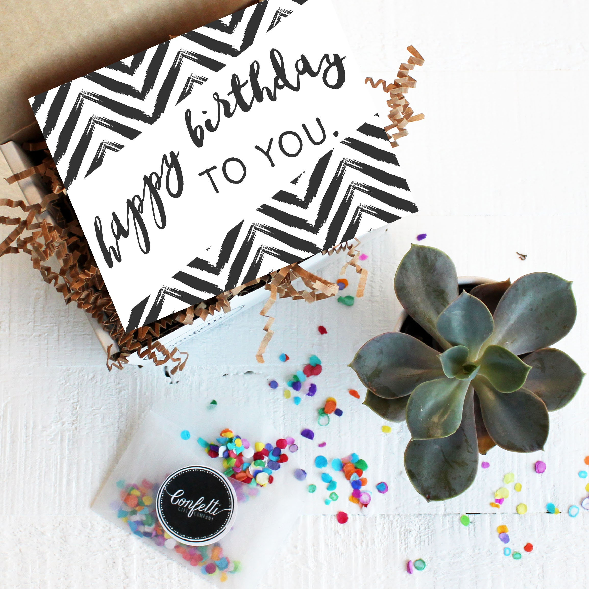 Mini Happy Birthday To You Gift Box