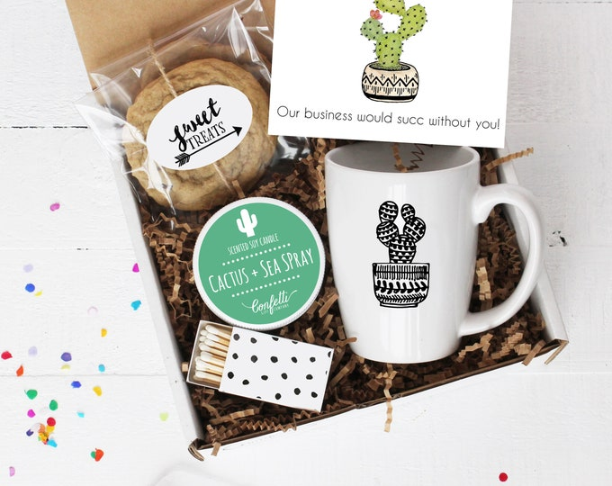 Our Business Would Succ Without You Corporate Mug Gift | Customer Gift | Thank You Client | Employee Appreciation Gift | Executive Gift