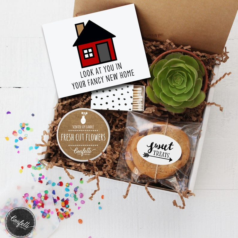 New Home Gift   Housewarming Gift  Moving Gift  Friend Gift image 0