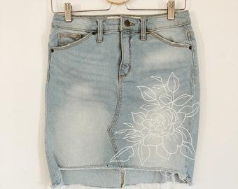 Blooming Rose Skirt