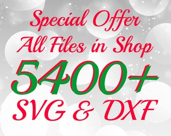 SVG Bundle Files Shop Holiday Cricut Designs Sale All Quotes Svg files for cricut Bundles Valued at 1300 Dollars