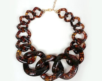 CO368 big bold chunky necklaces
