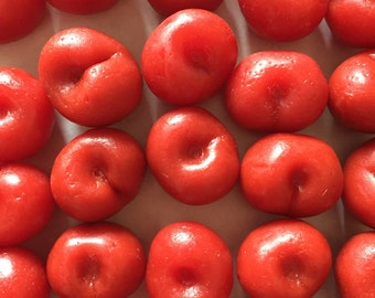 Cherry Soap Embeds - Unscented Soap Favor