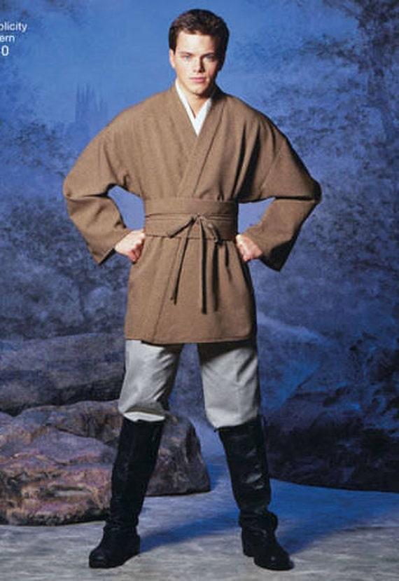 Einfachheit 5840 Reaper Cape Umhang Jedi Sith Kostüm mit | Etsy