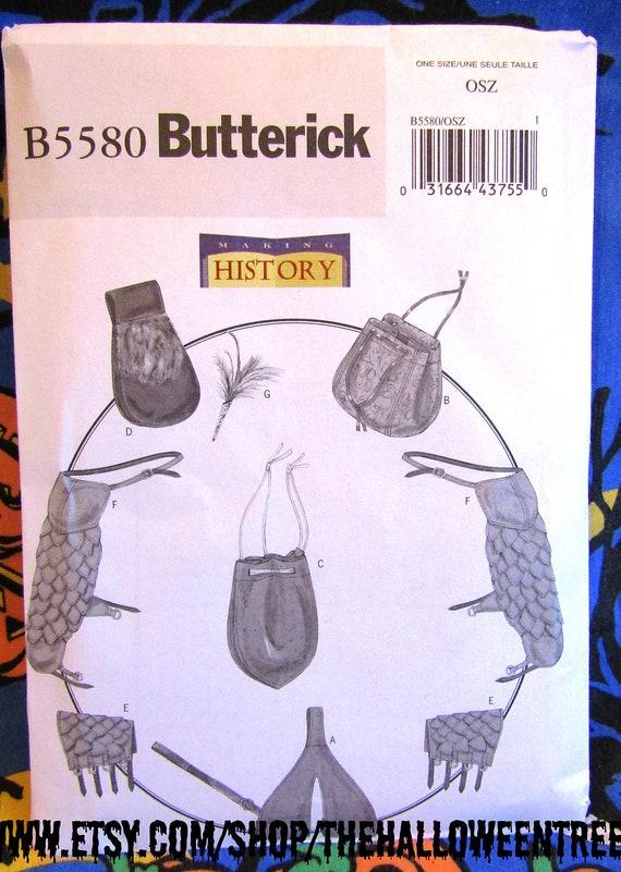 Schnittmuster Butterick 5580 Skyrim Dragon Scale Armor | Etsy