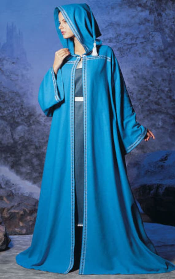 Einfachheit 5840 Reaper Cape Umhang Jedi Sith Kostüm mit   Etsy