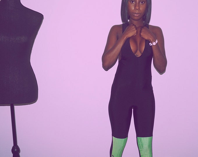 1990s Vintage Bodysuit