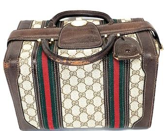 a9233b9b40bc5 Gucci train case | Etsy