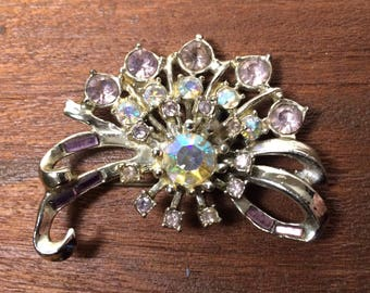Vintage Brooch, Costume Brooch,