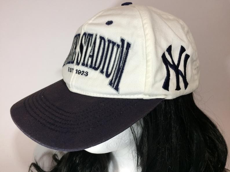 New York Yankees Cap Vintage Baseball Cap Retro Snapback  923b10e2bd3e