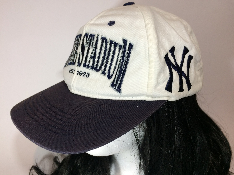 6fdc91ece New York Yankees Cap Vintage Baseball Cap Retro Snapback   Etsy