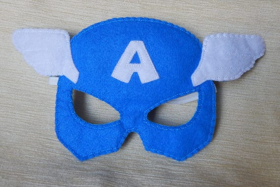 photo relating to Captain America Mask Printable identify Superhero Captain The usa mask. Felt Superhero mask. Mask for kids. Felt mask. Captain The us mask. Halloween mask. Social gathering mask.