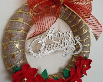 Christmas Wreath | Handmade