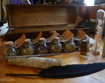 Fully Stocked Apothecary Kit