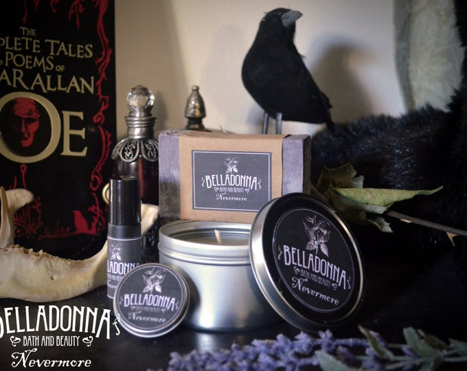 Belladonna Apothecary: Nevermore Scent