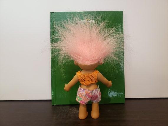 "Rare NIGHTCLUB TRACEY NEW IN ORIGINAL WRAPPER 7/"" Russ Troll Doll"
