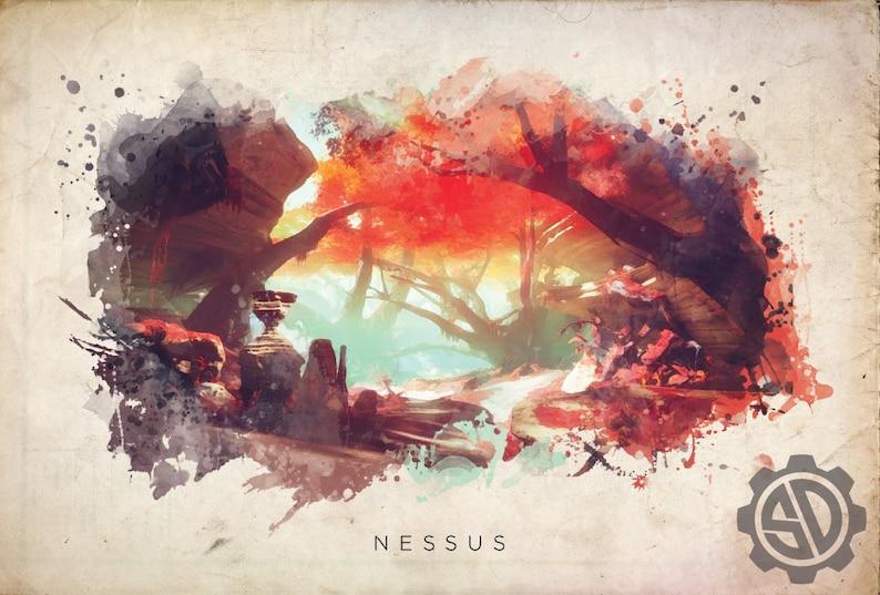 Nessus Planet