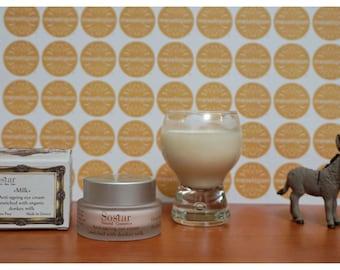 Anti Aging Wrinkle Eye Cream Dark Circles Women Enriched With Hyaluronic Acid & Bio Donkey Milk 30ml For All Skin Types