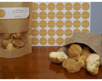 28.22oz  Lion's Mane Mushrooms & 1 Sostar Tightening Cream and 1 Sostar Whitening Cream