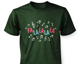 8b763f23a Fa La La La La kids t-shirt