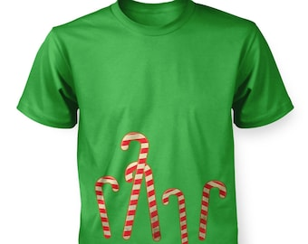 aea314d0a79a22 Dancing Candy Canes kids t-shirt