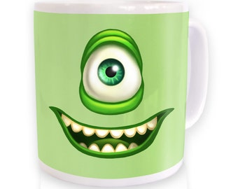 Cyclops Monster mug