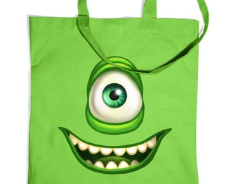 Cyclops Monster tote bag