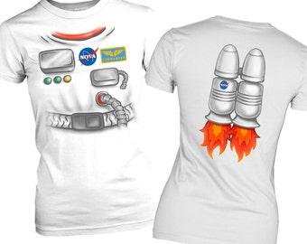 Astronaut Costume Etsy