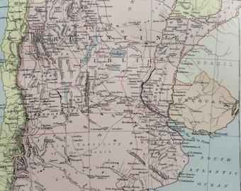 Maps - Americas
