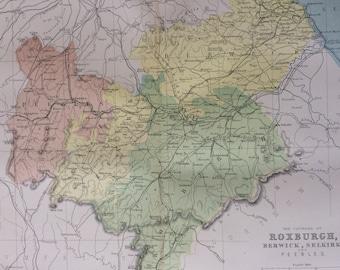 Maps - UK Counties