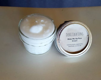 Facial Cream, Moisturizer, Essential Oils, Natural, Beauty, Skin Care