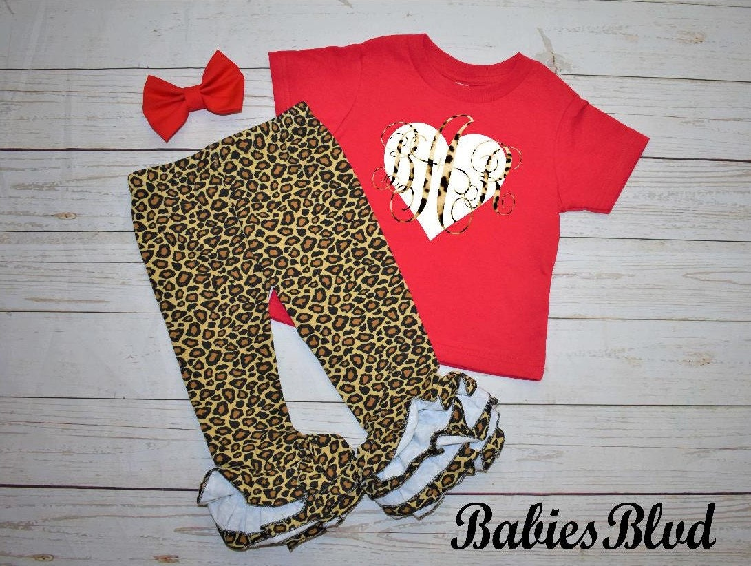 Valentine S Day Outfit Girl Baby Girl Valentines Day Outfit First