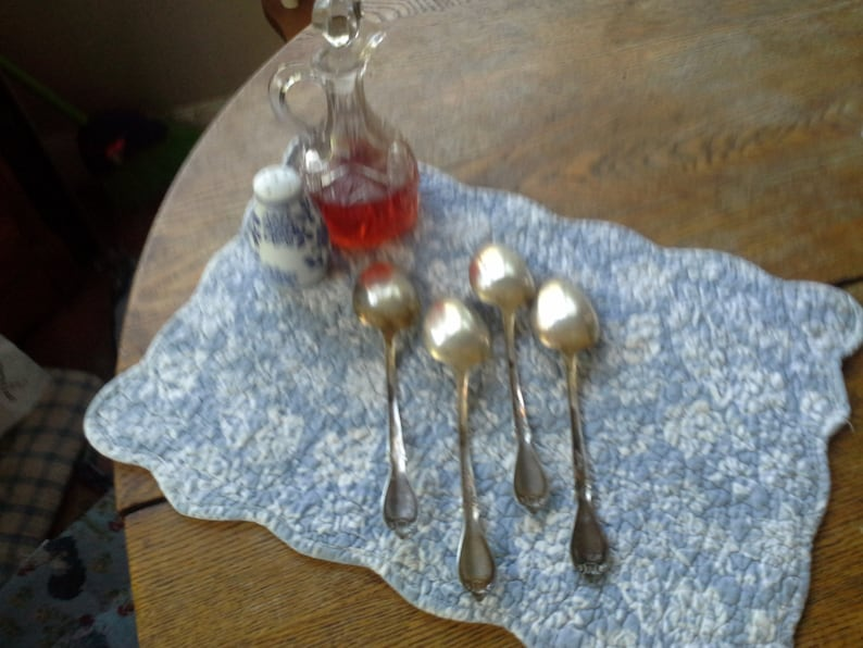 Silverplate-Memory Serving spoon 1950s-by Rogers