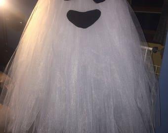 Ghost  Tutu dress, Ghost tutu costume