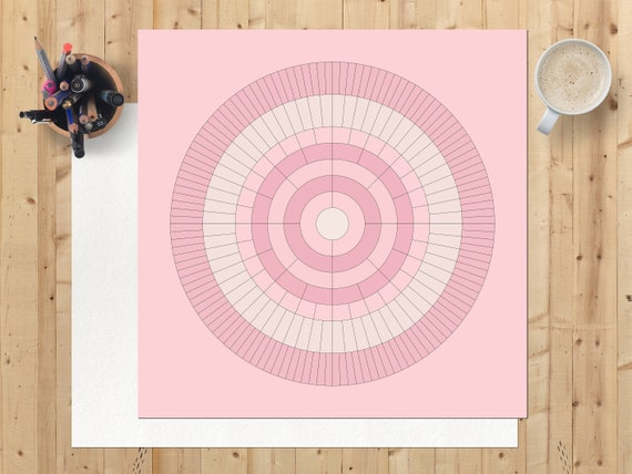 Family Tree Chart Digital Download Printable Ancestry Gift Etsy