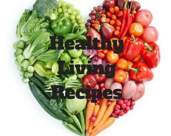 Healthy Living Recipes Ebook