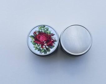 Rose Body Powder, Body Powder, Powder, Talc-Free Powder, Bath Powder, Natural Powder, Scented Powder, Handcrafted Powder