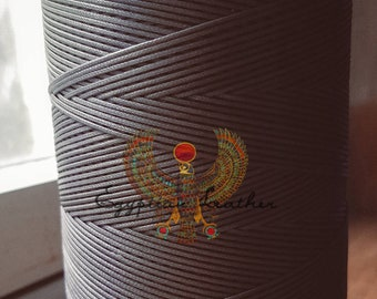 Tiger Thread 1.0mm - Wholesale - Ritza 25 Full 500m Spools - Factory Sealed Waxed Polyester Thread - For Leather Hand Sewing